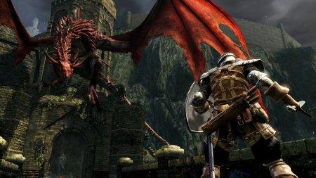 Сравнение оригинальной Dark Souls с ремастером