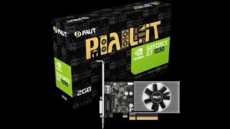 Некоторые модели GeForce GT 1030 получили память DDR4 вместо GDDR5