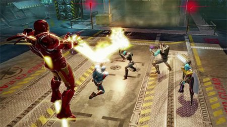 MARVEL Strike Force GamePlay Android