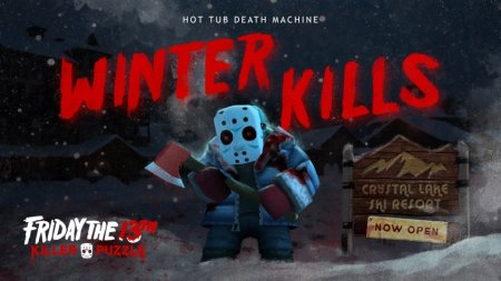 Friday the 13th: Killer Puzzle GamePlay PC
