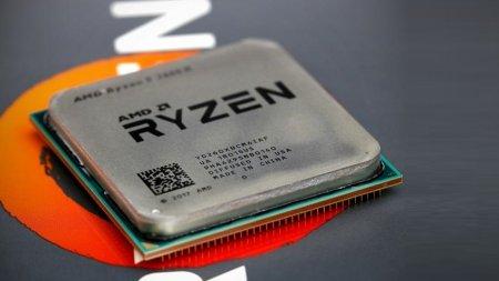 AMD анонсировала десктопные процессоры Ryzen второго поколения