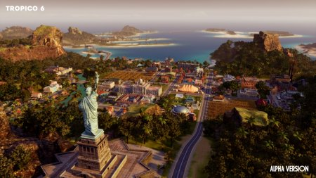 Строительство бананового рая в новом геймплее Tropico 6