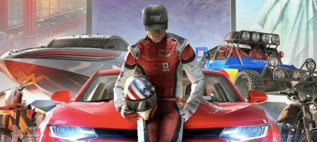 Катера, самолеты и байки в новом геймплее The Crew 2