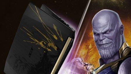 Acer выпустила брендированные ноутбуки «Мстители: Война бесконечности»
