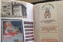 Бабушка распечатала шутки из интернета и соорудила из них книгу