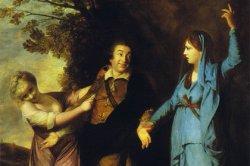 Следы мема об изменяющем парне нашли в восемнадцатом веке