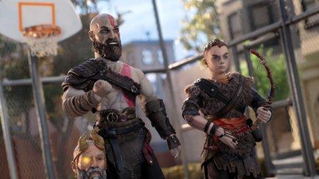 Создатели «Робоцыпа» сняли рекламу God of War и PS4 Pro