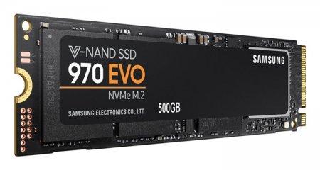 Новейшие накопители 970 PRO и 970 EVO появились на сайте Samsung по сниженной цене