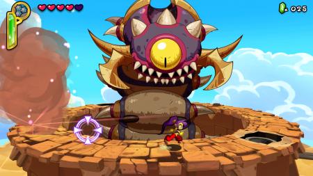 Shantae Half-Genie Hero Ultimate Edition GamePlay PC