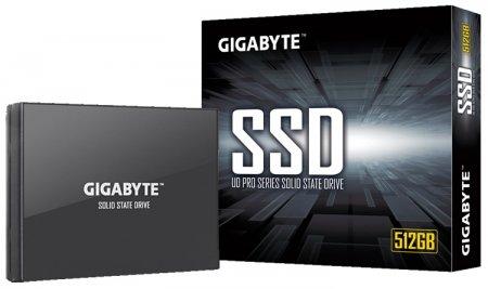 GIGABYTE UD Pro: твердотельные накопители в формате 2,5 дюйма