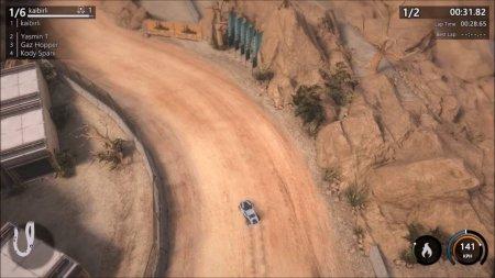 Mantis Burn Racing GamePlay PC