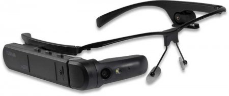 Смарт-очки Toshiba dynaEdge AR Smart Glasses поступили в продажу по цене от $1900
