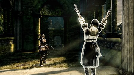 Dark Souls: Remastered - специалисты из Digital Foundry протестировали Чумной город