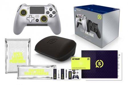 Scuf показала свою версию контроллера для PS4