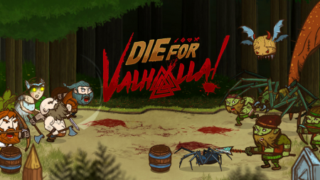 Die for Valhalla! GamePlay PC