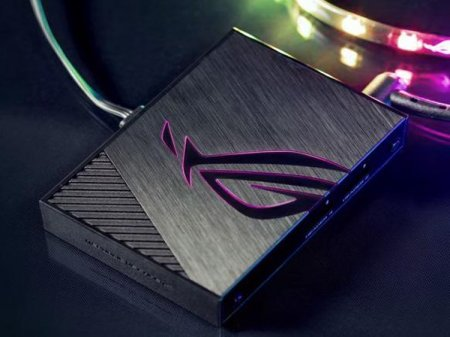 ASUS ROG Aura Terminal: RGB-контроллер для игрового ПК