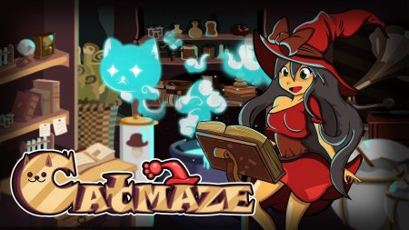 Catmaze GamePlay PC