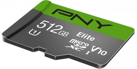 PNY на Computex 2018: карта microSD на 512 Гбайт и карманный SSD-накопитель