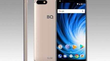 BQ выпустила новый безрамочный смартфон