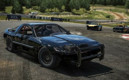 Wreckfest GamePlay PC