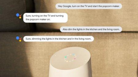 Отныне с голосовым помощником Google можно не здороваться