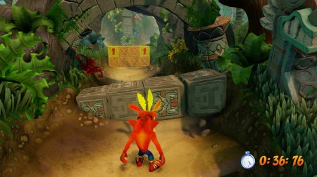 Crash Bandicoot N. Sane Trilogy GamePlay PC
