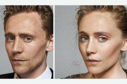 Вскрылось женское лицо популярных актеров-мужчин