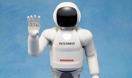 Honda закрывает разработку роботов Asimo