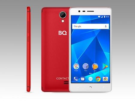 BQ представила бюджетный смартфон с NFC и ещё один с мощной батареей