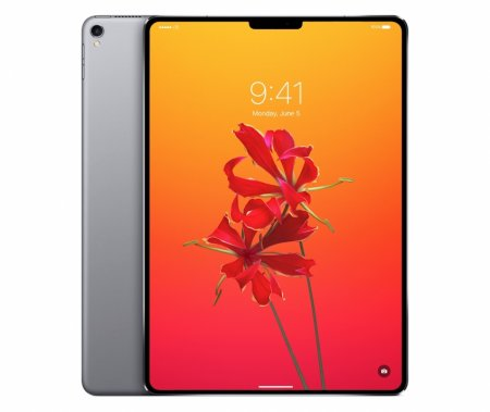 Новый iPad Pro получит поддержку Face ID и True Depth