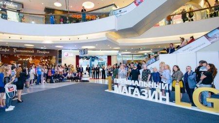 В Москве открылся первый премиальный магазин LG