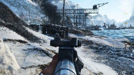 Геймплей Battlefield V с закрытой альфы