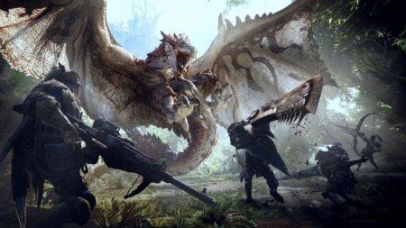 Monster Hunter: World выйдет на РС через месяц