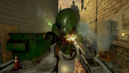 Earthfall - опубликован релизный трейлер кооперативного шутера в стиле Left 4 Dead
