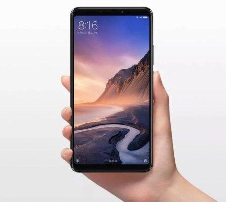 Фаблет Xiaomi Mi Max 3 представлен официально