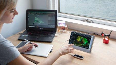 Голографические дисплеи стали на шаг ближе к реальности