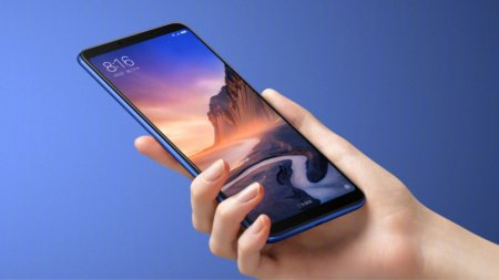 Xiaomi Mi Max 3 Pro подтверждён Qualcomm