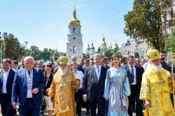 Порошенко рассмешил сеть словами о европейском выборе князя Владимира