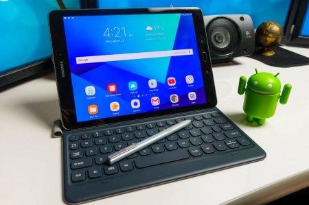 Samsung представила планшет Galaxy Tab S4 на флагманском процессоре