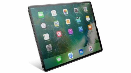 Будущий iPad Pro получит тонкие рамки