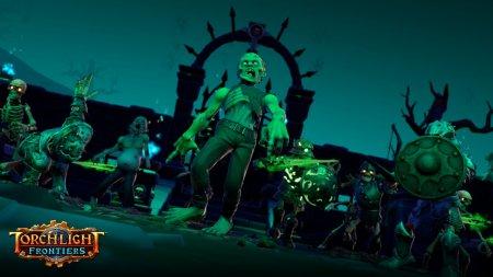 Torchlight возвращается, Perfect World Entertainment анонсировала новую часть серии