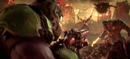 Bethesda представила первый геймплей DOOM Eternal