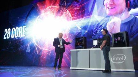 Для процессора Intel Skylake-X с 28 ядрами ожидается новая платформа X599