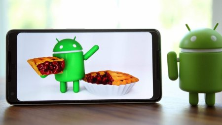 Google представила Android 9 Pie (Go Edition)