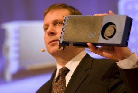 Официально: в Intel подтвердили разработку своей дискретной графики