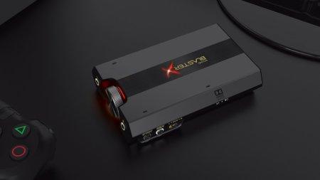 Звуковая карта Creative Sound BlasterX G6 подойдёт для ПК и консолей