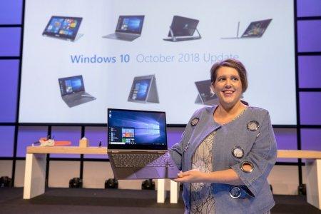 Microsoft объявила, что выпустит пятое крупное обновление Windows 10 в октябре