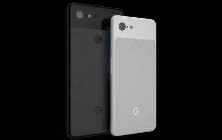 Google Pixel 3 показался на живых фото