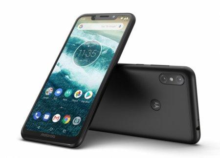 Lenovo представила два смартфона Motorola на «чистой» ОС Android