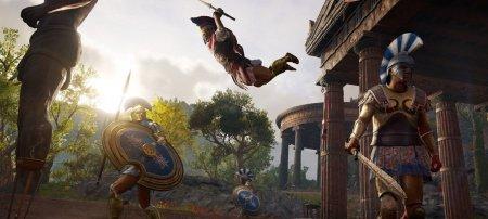 В Assassin's Creed Odyssey можно будет настраивать стиль боя